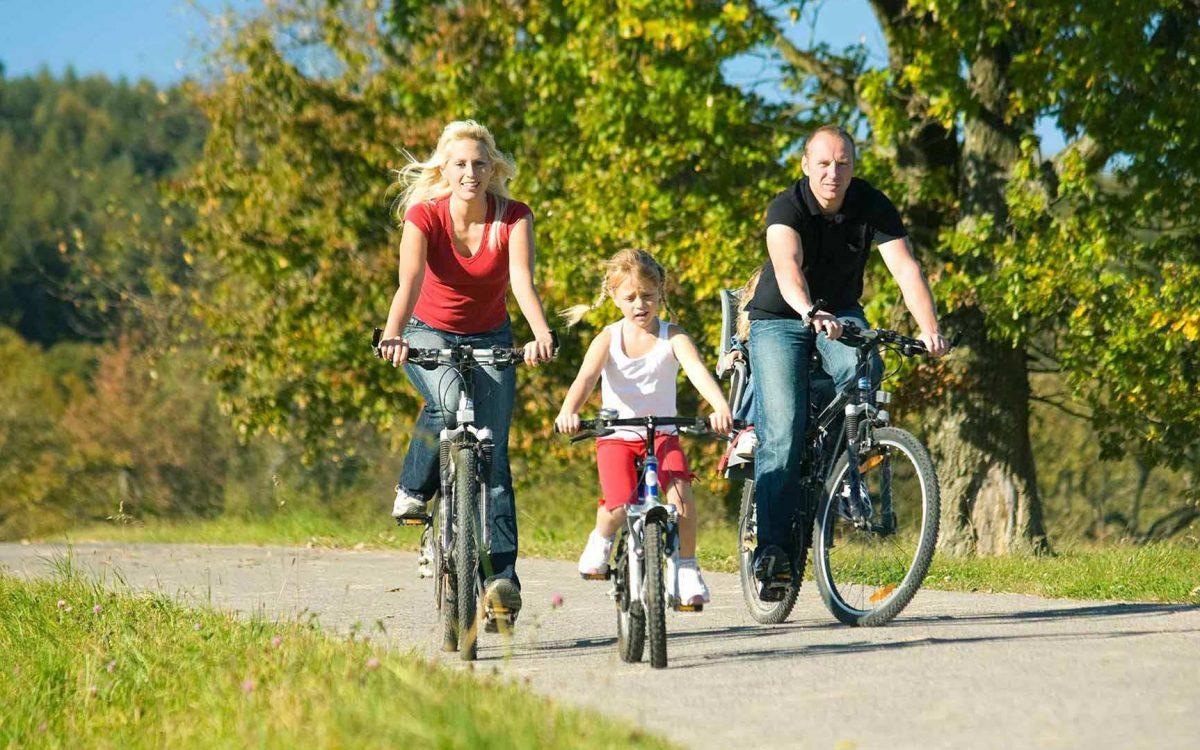 Radtouren auf dem Emsradweg