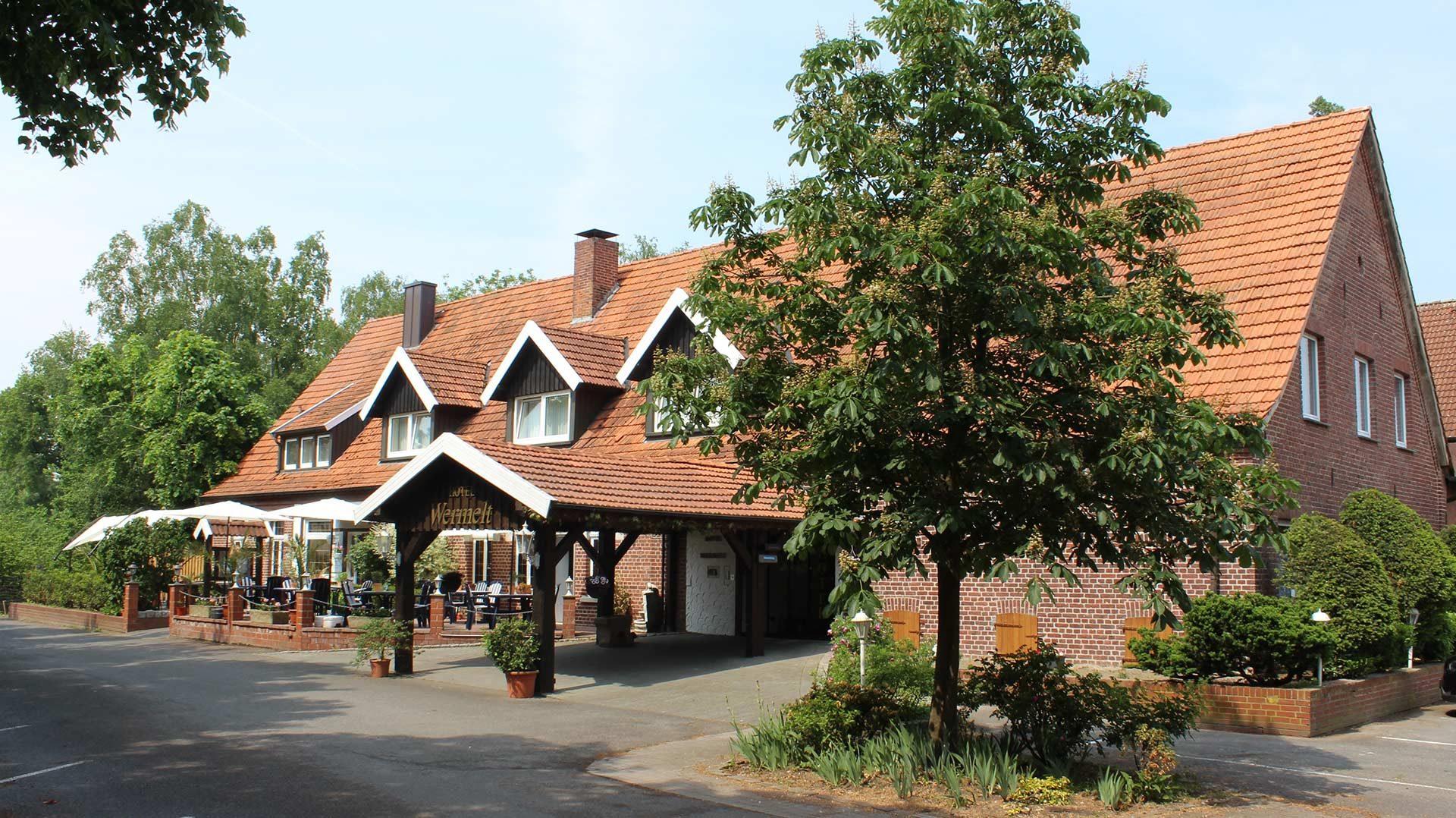 Willkommen im Landgasthaus Wermelt